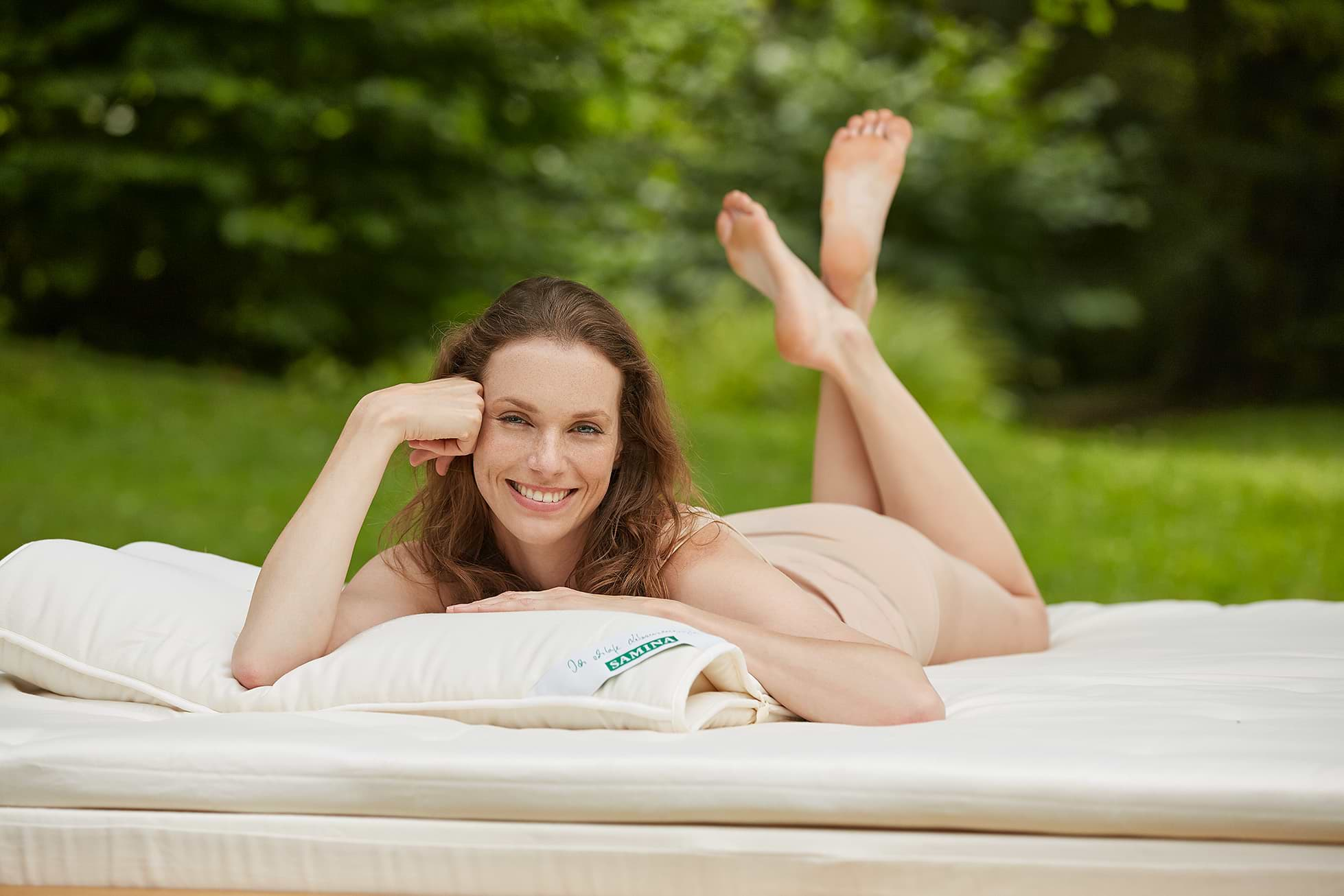 Samina Sleep – Get your best sleep ever